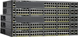 جهاز شبكات Cisco WS-C2960XR-24TD-I Catalyst 2960-Xr 24 Gige Lite