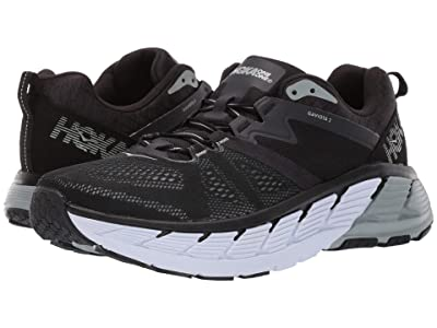 Hoka One One Gaviota 2 (Black/Wrought Iron) Men