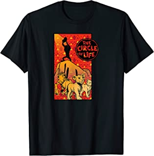 Disney Lion King Live Action The Circle of Life T-Shirt