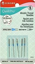 Las agujas metálicas de la máquina del hilo de Quiltpro - clasifique 90/14 5/Package
