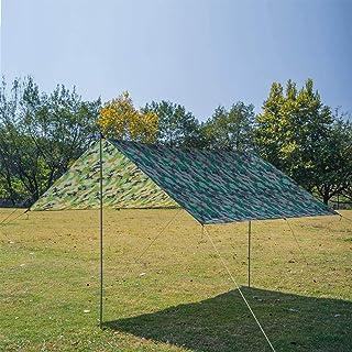 needlid Bâche de Tente Multifonction Portable, Abat-Jour imperméable de Protection UV imperméable à la Pluie, Jardin pour ...