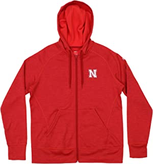 Women's NCAA Climawarm Tech Fleece Full Zip Hoodie, Team Variation