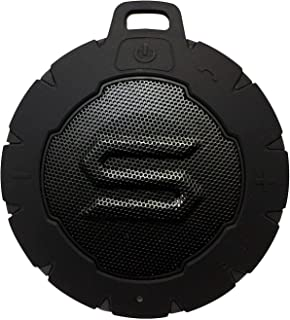 SOUL STORM - Outdoor Waterproof Wireless Speaker with Bluetooth - BLACK