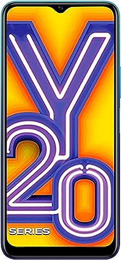 Vivo Y20A 2021 (Nebula Blue, 3GB RAM, 64GB Storage) with No Cost EMI/Additional Exchange Offers 1