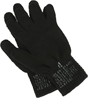 Armycrew Men's Goverment Issue Made in USA Wool Glove Liner