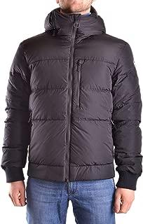 Rossignol Luxury Fashion Mens MCBI28777 Black Down Jacket   Season Outlet