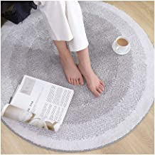 Area Carpet Round Carpet Nursery Rugs Carpets Modern Minimalist Nordic Style Polyester Material Bedroom Home Swivel Chair ...