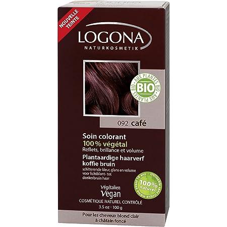 Logona Colorante Veg. 101 Negro Intenso 100G Logona 200 g ...
