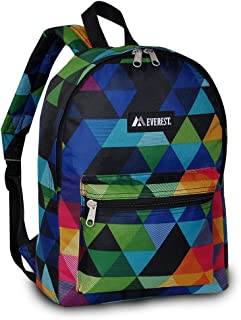 Everest Luggage Multi Pattern Backpack