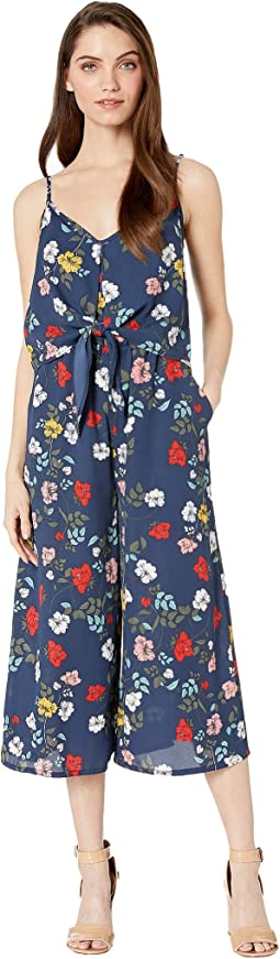 Garden My French Printed Jumpsuit
