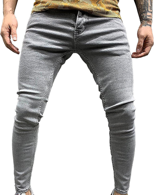 Regular store SALENEW very popular Men's Relaxed Fit Jeans Mens Jean Classic Skinny Regular Sl