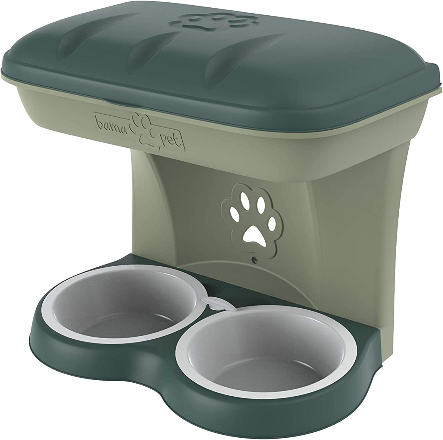 Bama Pet AP19040 Elevated Food Stand