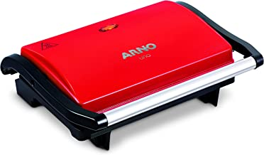 Grill Compact Uno Arno Vermelho 110v