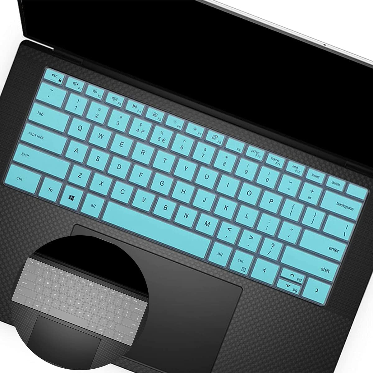Keyboard Cover for 2020 New Indianapolis Mall Dell cheap 17 9 XPS 15 15.6