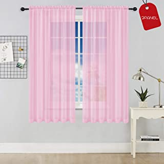 Best 36 inch sheer curtains Reviews