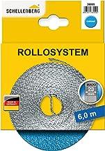 Schellenberg 36009 rolluikband 14 mm x 6 m - systeem MINI, rolluikriem, riem, rolluikband