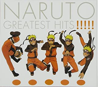 NARUTO GREATEST HITS!!!!!(DVD付)
