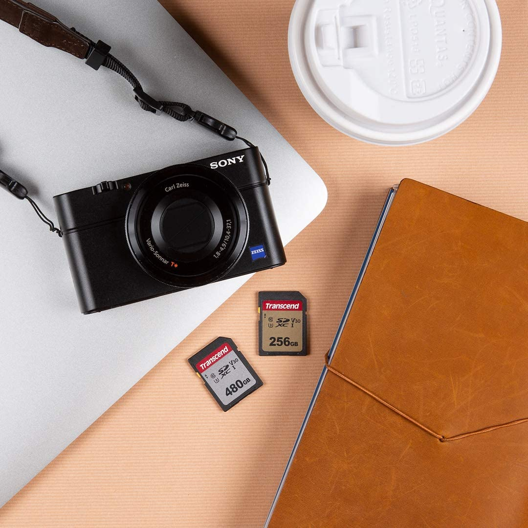 Transcend 256GB SDXC/SDHC 300S Memory Card TS256GSDC300S