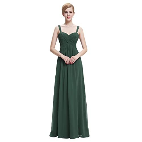 Belle Poque Women s Full Length Evening Chiffon Prom Dresses 2018 Long  Homecoming Dress 1fd439a68f59