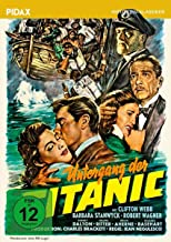 Untergang der Titanic / Berühmter Hollywood-Klassiker mit Starbesetzung (Pidax Film-Klassiker) [DVD] [1953]
