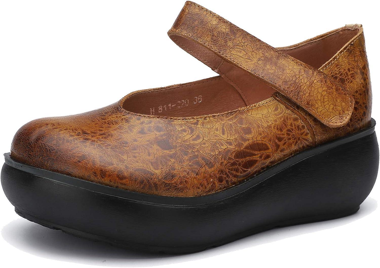 Stiefel Damen Leder Klassische Boots Muffin Winter Stiefel
