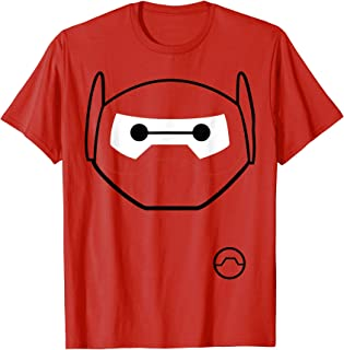 Disney Big Hero 6 Baymax Halloween Graphic T-Shirt