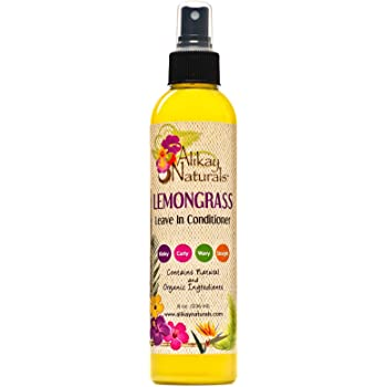 Alikay Naturals - Lemongrass Leave In Conditioner 8oz