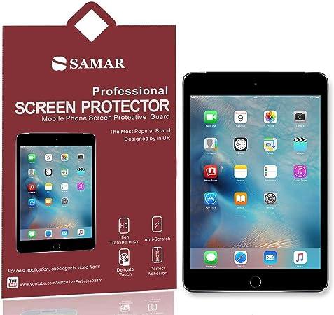 SAMAR - Protectores de Pantalla Mate para Apple iPad Pro de 9,7 Pulgadas, de Calidad Suprema [lanzado en Marzo de 2016] (Paquete de 3 Pulgadas), ...
