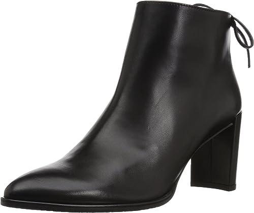 Stuart Weißzman damen& 039;s Lofty Ankle Stiefel, schwarz Calf, 9 Medium US