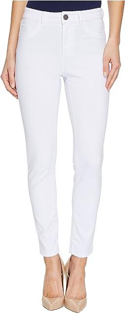 Love Denim Olivia Ankle in White