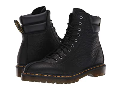 Dr. Martens Santo Archive (Black Grizzly PU) Boots