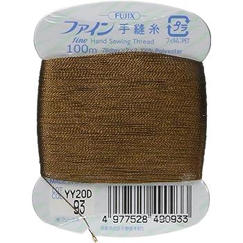 フジックス ファイン 【手縫い糸】 #40 100m col.93