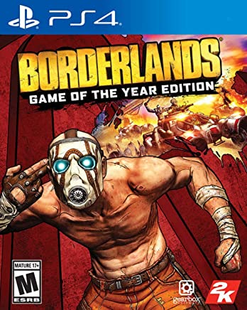 $23 » Borderlands Game of the Year Edition Playstation 4 (Physical Version)