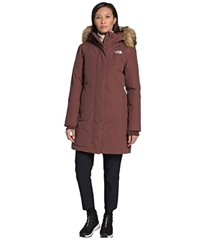 The North Face Arctic Parka (Marron Purple) Women