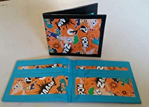 Phineas and Ferb Bi-Fold Duct Tape Wallet