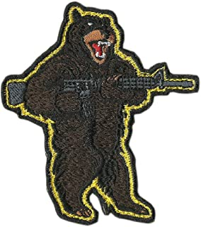 AR-15 Bear Arms Tactical Morale Patch