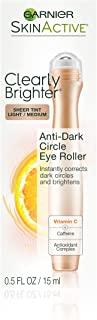 Garnier Skin Renew Anti-Dark Circle Eye Roller, 0.50-Fluid Ounce