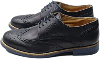 30e70a3b5f Amazon.it: scarpe inglesine uomo - Blu
