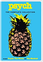 Psych: The Complete Collection [DVD]