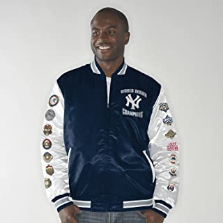 New York Yankees Up the Gut World Series Champs Commemorative Satin Jacket