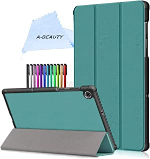 "A-BEAUTY Case for Lenovo Tab M10 FHD Plus TB-X606F/TB-X606X 10.3"" 2020 with Screen Protector, Smart Stand Cover Ultra Slim..."