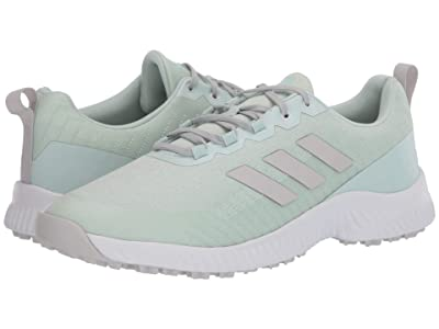 adidas Golf Response Bounce 2 SL (Footwear White/Dash Green/Grey One) Women