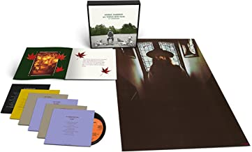 All Things Must Pass [Super Deluxe 5 CD/Blu-ray Box Set]
