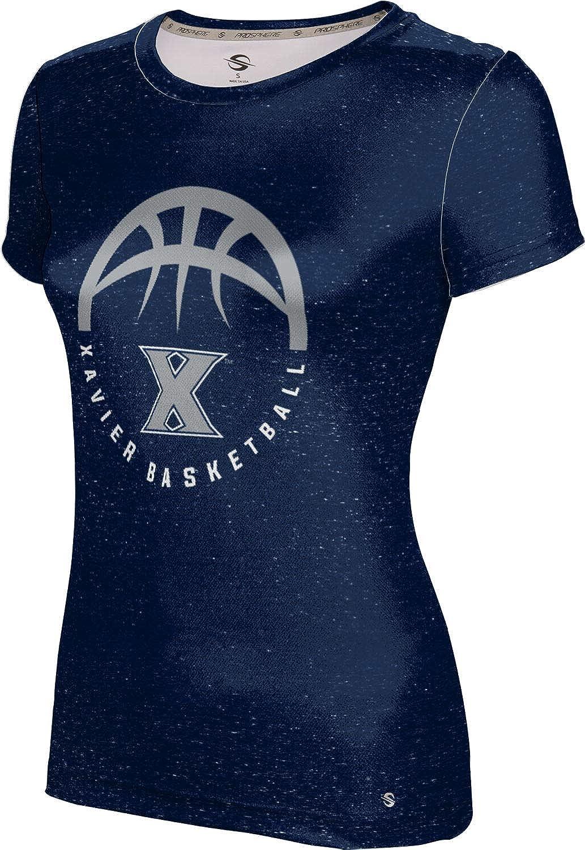 ProSphere Xavier University Basketball Girls' Performance T-Shirt (Heather)