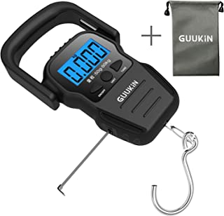 GUUKIN Digital Fishing Scale Luggage Scale 110LB/50KG