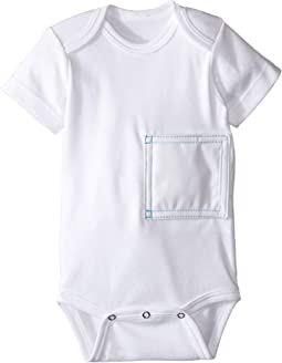 Teal G-Tube One-Piece (Infant)