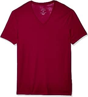 Armani Exchange Men's 8NZT75 T-Shirt, Red (Biking Red 1457), X-Large