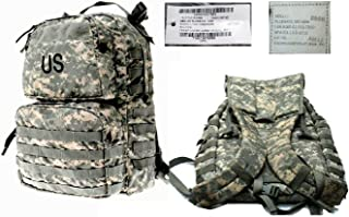 MOLLE II Rucksack Backpack Assembly (ACU), Large & MOLLE II Rucksack Medium OCP BAE 3DAY