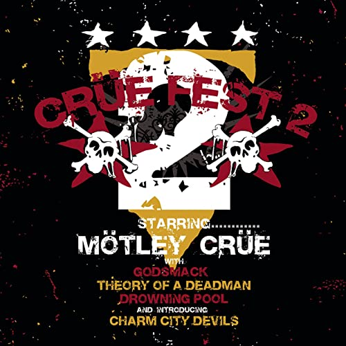 White Trash Circus by Mötley Crüe on Amazon Music - Amazon com