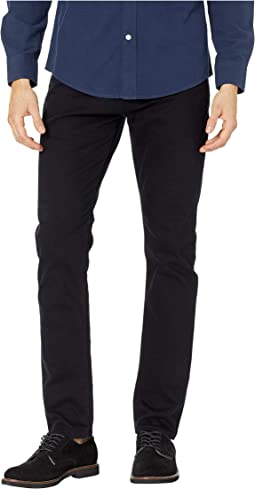 Jake Regular Rise Slim Leg in Black Williamsburg